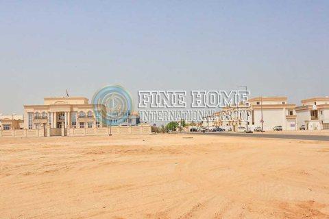 للبيع.. أرض تجارية | موقع مميز | أبوظبي