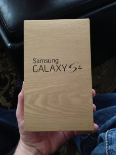 For sale: Samsung Galaxy S4