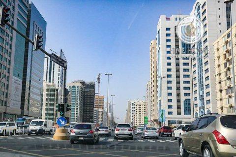 للبيع.. برج   17 طابق   موقع مميز   شارع المطار أبوظبي