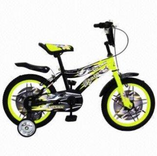 الأطفال دراجة جميلة