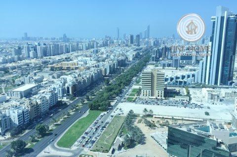 للبيع..بنايتين تجاريتين   6 طوابق   بموقع مميز   شارع المطار أبوظبي