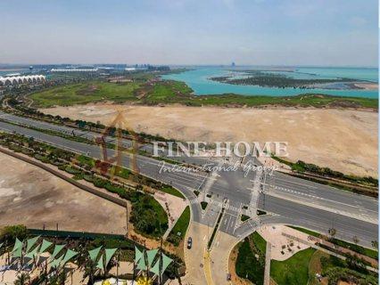 للبيع.. أرض سكنية   على البحر مباشرة   قرية مارينا أبوظبي