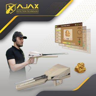 Alpha الجهاز الاستشعاري للتنقيب عن الكنوز و الذهب