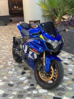 2015 Suzuki gsxr 1000cc