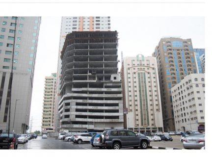 بدفعة أولى 55 ألف  وتقسيط ل 5 سنوات للبيع شقة غرفتين وصالة  وب661ألف درهم .