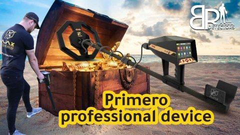 New Gold Detector Primero - Imaging treasures 3D
