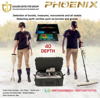 phoenix 3d imagining detector   3 Search Systems for Treasure hunters