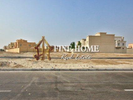 للبيع..أرض سكنية   مدينة خليفة أبوظبي