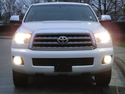 2010 TOYOTA SEQUOIA MICHELIN TIRES