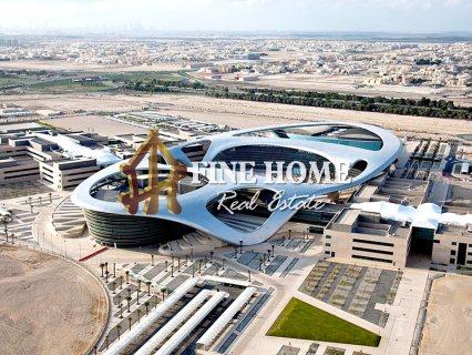 للبيع..أرض تجارية | تصريح بناء بناية | مدينة زايد أبوظبي