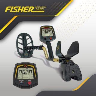 Fisher 75 /  الجهاز الامريكي الاول لكشف الذهب و المعادن