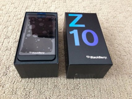 Blackberry Z10 & BB Q10 /BB Porsche 9981 Black color