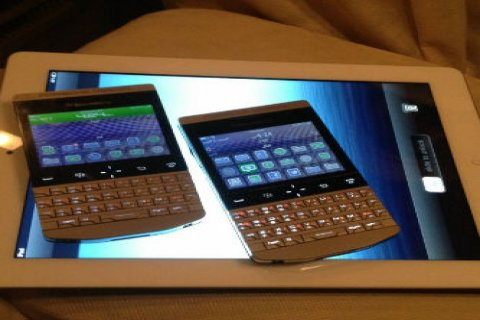 صور  New Lunched Blackberry Q10 & Blackberry Porsche design p9981 1
