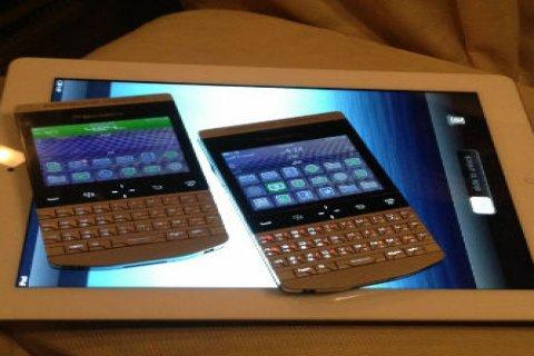 New Lunched Blackberry Q10 & Blackberry Porsche design p9981