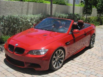 2008 BMW M3 SMG