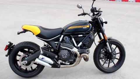 2018 Ducati Scrambler Full Throttle WhatsApp +17203061962
