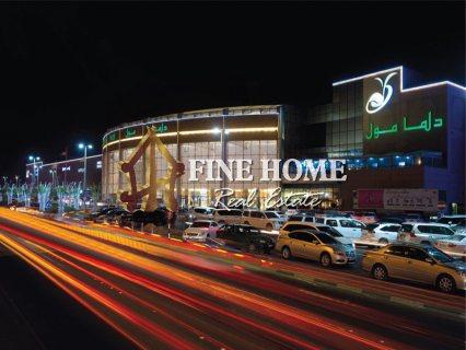للبيع..أرض تجارية   ذات موقع متميز   حي العاصمة أبوظبي