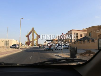 للبيع..فيلا 6 غرف ماستر   ملاحق خارجية   مدينة خليفة أبوظبي