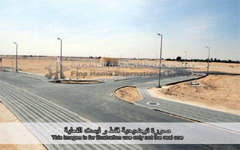 للبيع أرض سكنية في مدينة خليفة أ-أبوظبي (L_117- L_116 – L_153)