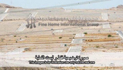 للبيع أرض سكنية في مدينة محمد بن زايد – L_502