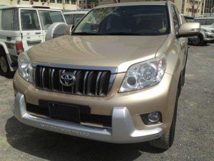 2010 Toyota Prado 2010 , Gold color, 73000 km