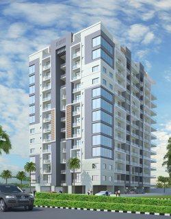بقسط 9950 درهم  #شقة_للبيع 3 غرف نوم في دبي