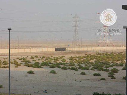 للبيع.. أرض تجارية | 42,766 قدم مربع | مدينة خليفة أبوظبي