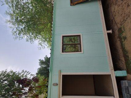 كرفان للبيع ) بيت جاهز مكون من غرفة