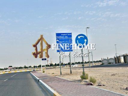 للبيع.مجمع 6 فلل | 3 غرف لكل فيلا | مدينة شخبوط أبوظبي