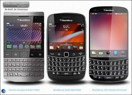 Black Blackberry porsche Design with Arabic keyboard : 1700 AED