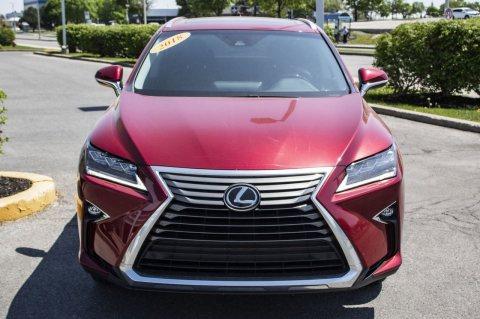 2018 Lexus RX 350 Full Options for sale