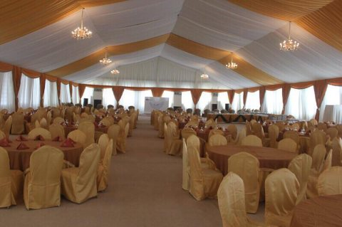 خيمة كوشة النجوم لخدمات الافراح