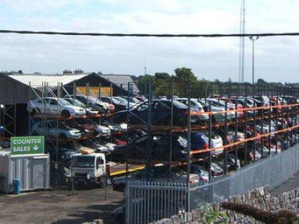 قطع غيارسيارات مستعمله للبيع بالجملة من بريطانيا