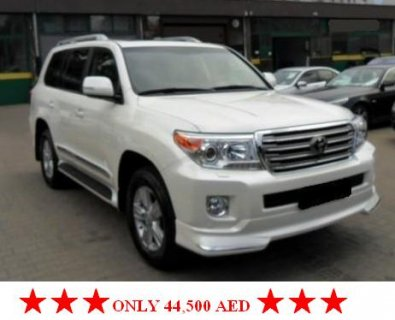 ★★★2012 Toyota LandCruiser Only 5532 kms★★★