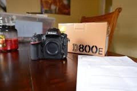 """جديد \""""كاميرا SLR D800E نيكون\"""" الأصلي"""