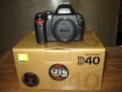 نيكون D40 كاميرا DSLR الأصلي في مربع مختومة