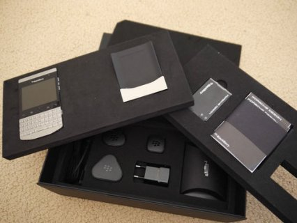 New Blackberry Porsche Design, Blackberry Q10, iPhones with (fre
