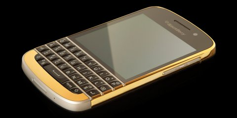 صور WTS:-BLACKBERRY Q10 Gold Edition (BBM CHAT 25F7FA0C ) 1