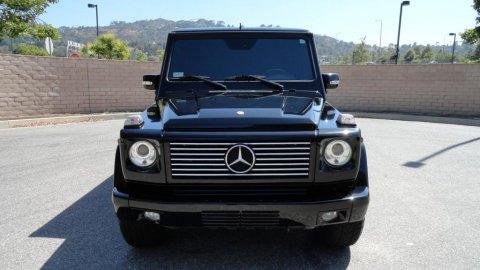 2008 Mercedes-Benz G55