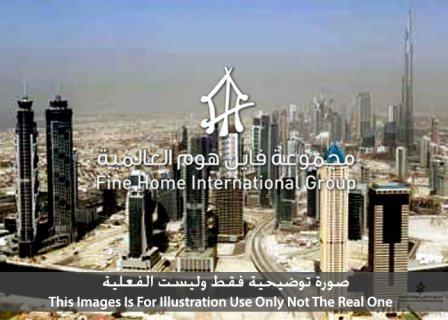 (L_585) للبيع نصف أرض سكنية في مدينة خليفة-ب