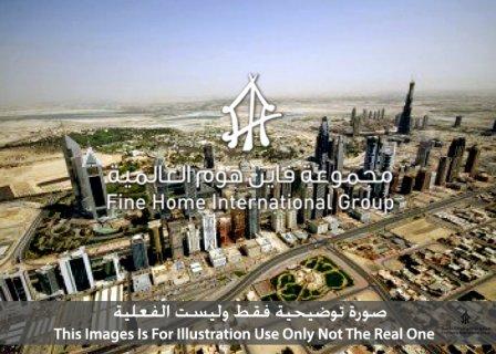 للبيع أرض سكنية في الشامخة- أبوظبي  (L_588)