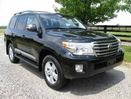 2013 Toyota Landcruiser for sale