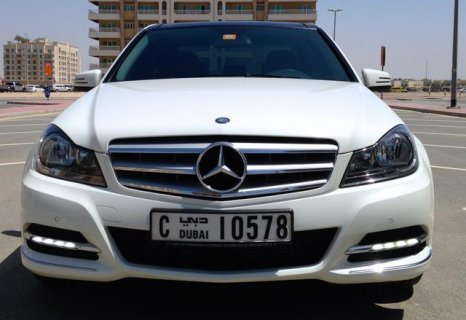 2012   Mercedes C200 AvantGarde Business Edition
