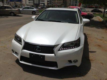 LEXUS GS 450 Hybrid Platinum 2012/2013