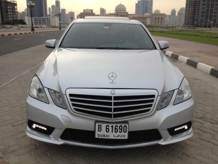 صور MERCEDES- BENZ   E- CLASS 350  MODEL AMG KIT  1