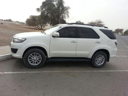 Toyota Fortuner V6 ACTUAL Full Option