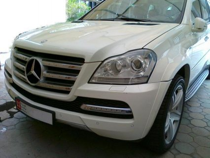 Mercedes-Benz  GL 500  WEITH AMG KIT