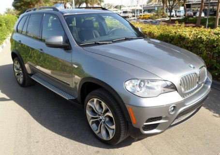 2013 BMW X5 , 5.0 L ,TWIN TURBO , SPACE GRAY COLOR