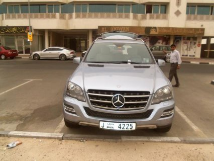 2011   Mercedes ML350 Gra nd Edition