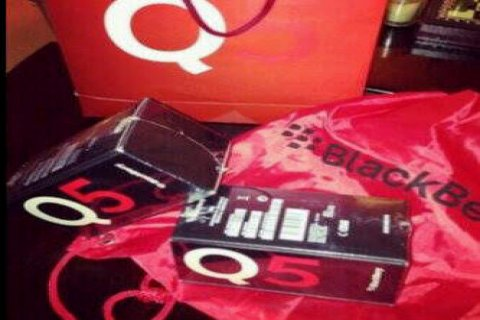 Ramadan Offer: Buy 2 Get 1 Free Blackberry Q5 & Q10